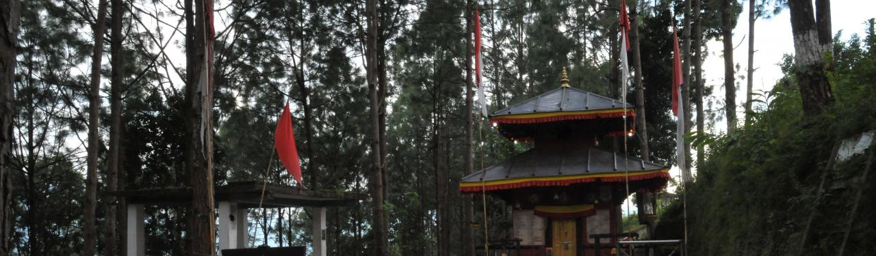 Paschimkali Temple